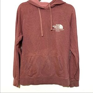 The North Face Pullover Hooded Sweater